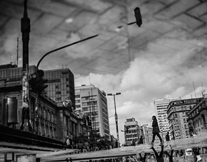 """Urbanografía """"La ciudad sin forma"""""""