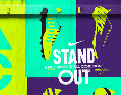 NIKE HI VIS — STAND OUT