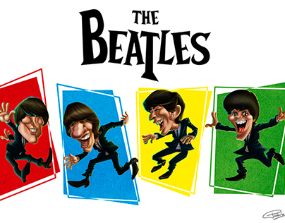 The big four!