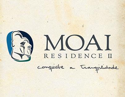 Moai Residence Branding
