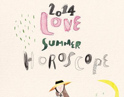 ELLE KOREA 2014 LOVE SUMMER HOROSCOPE