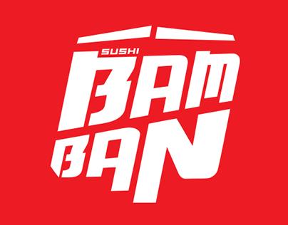 Bamban Sushi :: Brand Identity