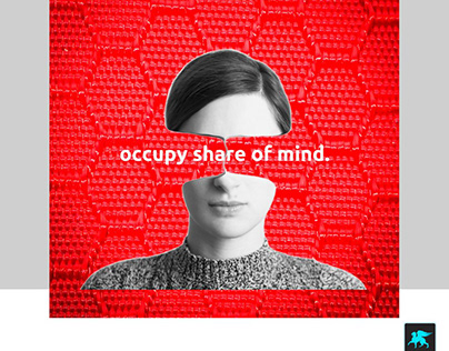 Occupy Share of Mind - Social Media Design