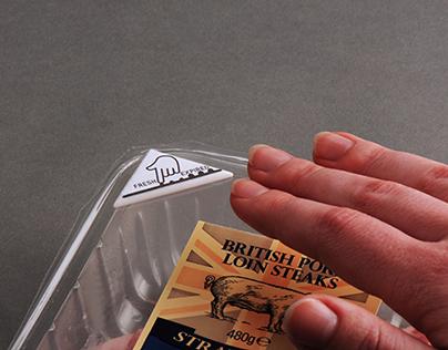 Smart Expiry Label: Bump Mark