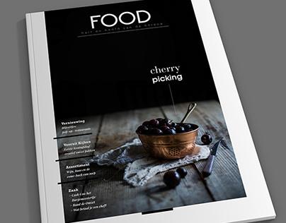 FOOD Magazine/pitch