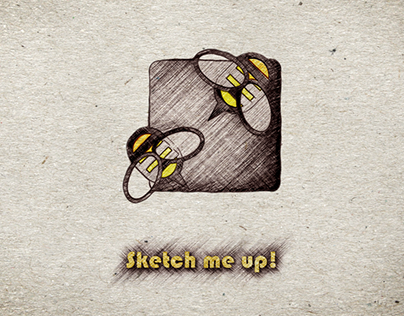 Sketch me UP! - After Effect template