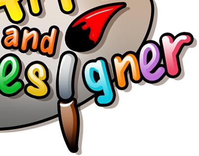 Art and Designer Logo