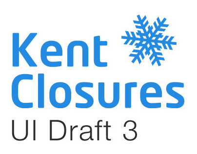 Kent Closure UI/UX re-skin Draft proposal 3