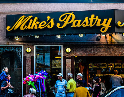 Mike's Pastry Shop