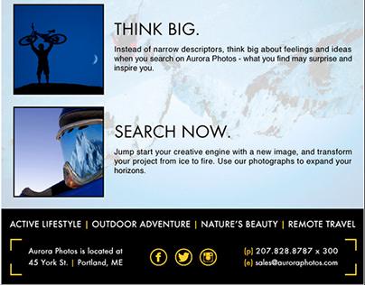 Aurora Photos Email Marketing