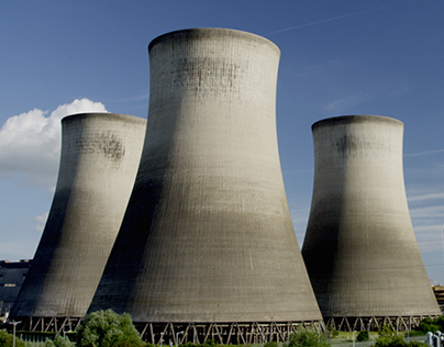 Industrial Henge: the last days of Didcot