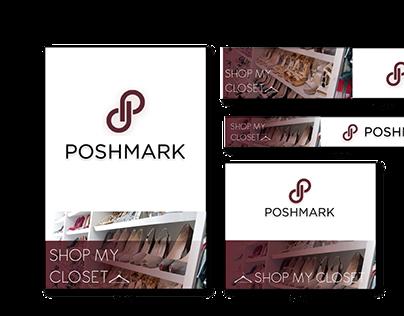 Poshmark Banner App Campaign