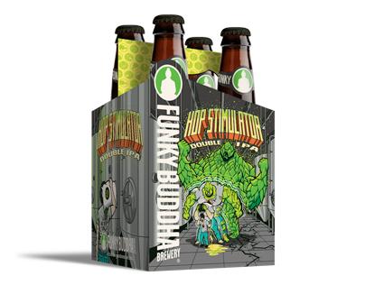 Hop Stimulator - Funky Buddha Brewery
