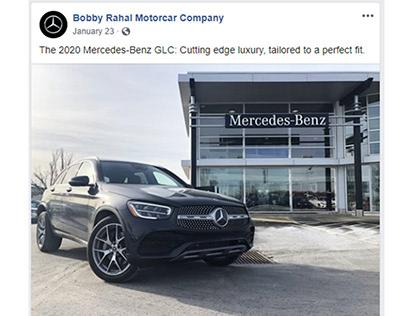 Social Media Posts/Ads - Bobby Rahal Automotive Group