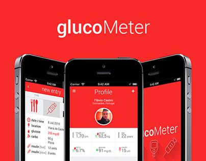 glucoMeter App