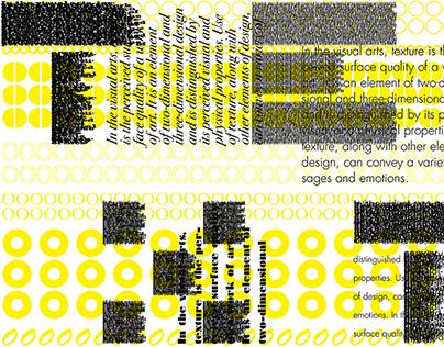 Typographic Texture