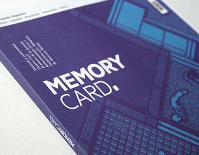 Memorycard Magazine