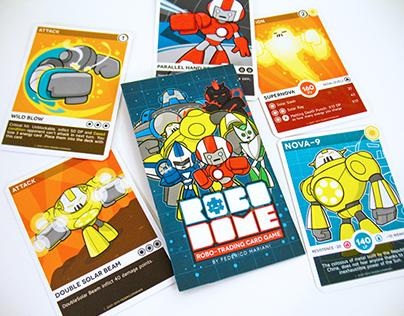 ROBO.DOME™ TRADING CARD GAME