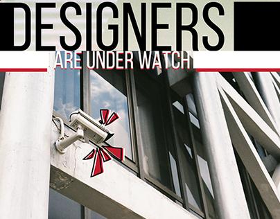 Designers Under Watch