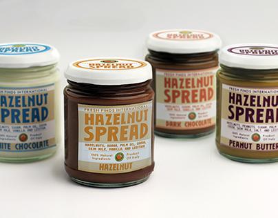 Hazelnut Products