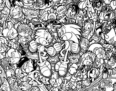 Archie Comics/SEGA Sonic: Crisis of Infinite Hedgehogs