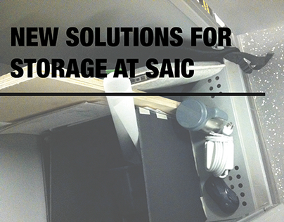New Solutions for Storage at SAIC