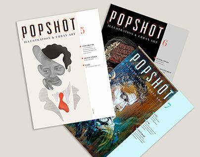 Popshot magazin