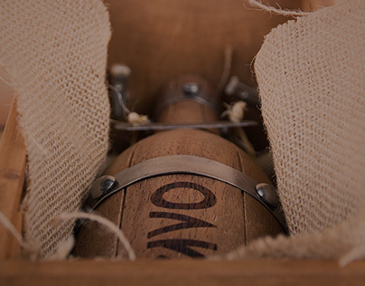 OAK wine | Packaging