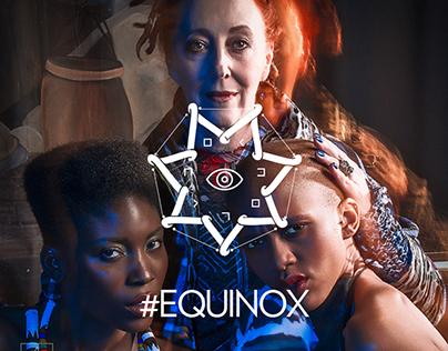 """Layout Gaschette Magazine issue #12 """"Equinox"""""""
