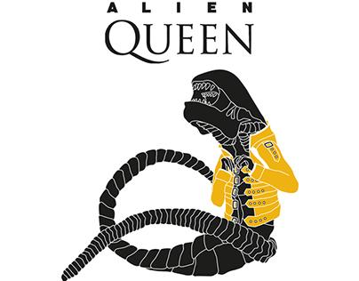 Alien Queen: I want to break free
