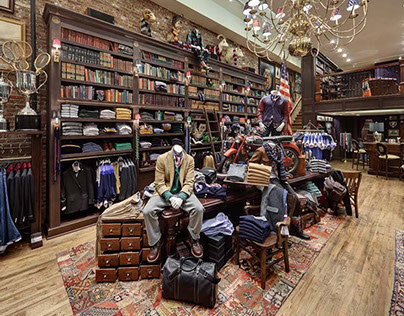 The Flatiron College Concept Store - New York City