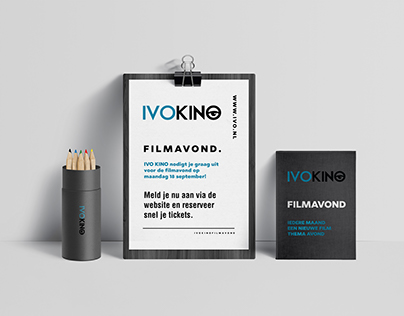 Ivo Kino Logo Presentatie
