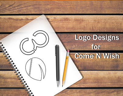 Come N Wish - Logo Design