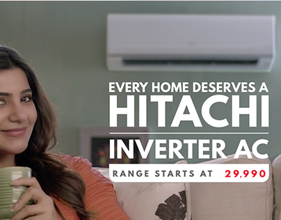 HITACHI INVERTER AC CAMPAIGN 2018