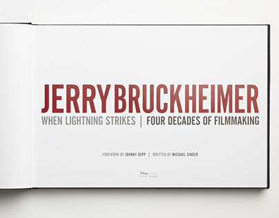 Jerry Bruckheimer   Four Decades of Filmmaking