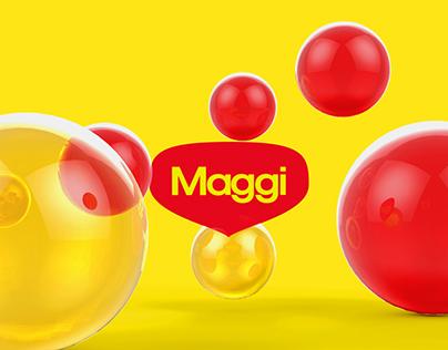 Maggi - Rediseño de Identidad (Concepto)