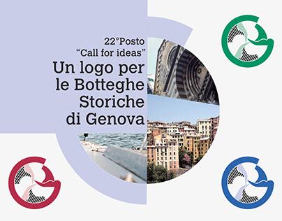 Un logo per le Botteghe Storiche di Genova