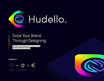 Hudello Logomark 📷