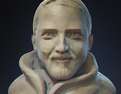 1h Portrait Sculpts
