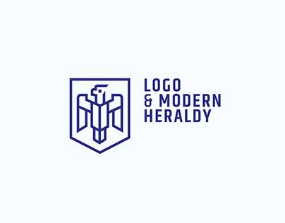 Logo and modern heraldy