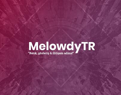MelowdyTR - Renklerin şöleni.