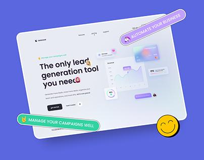 Lead Generation Service