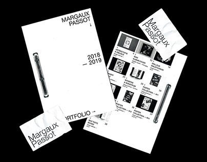 Margaux Passot© - Self branding 2018/19