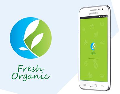 organic food mobile app
