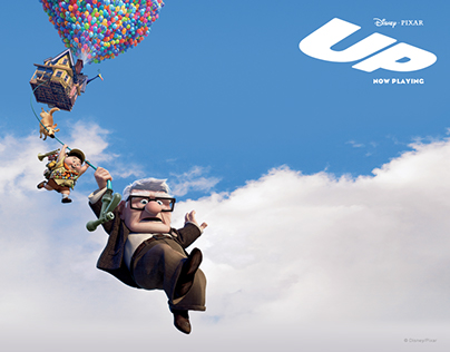 Disney•Pixar's UP Official Microsite