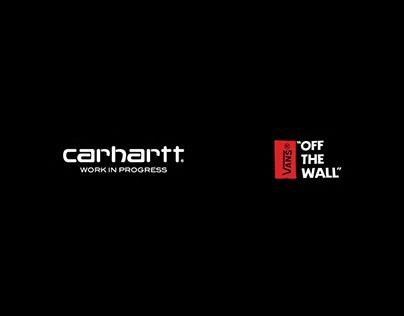 CARHARTT X VANS