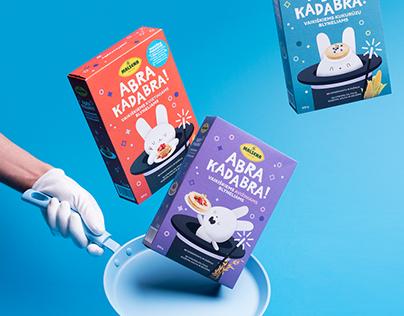 ABRAKADABRA pancake mixes