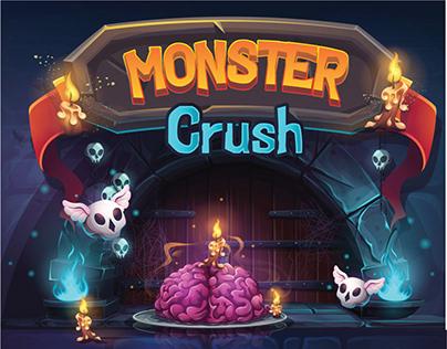 Monster Crush Game Design