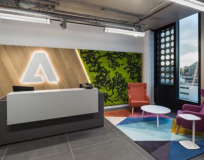 Adobe Workplace London