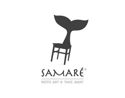 Samarè Progetto grafico e illustrazione